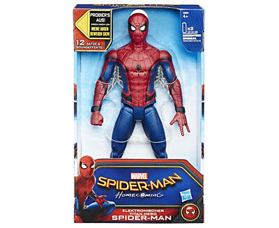 Spider-Man Homecoming Eye FX Electronic Figure - Multi