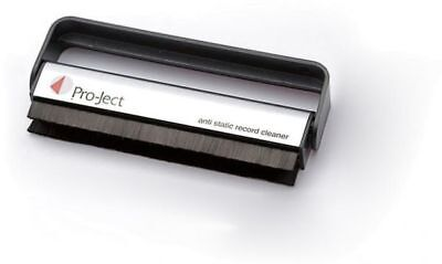 Pro-Ject Brush-IT Carbon Fibre Record Brush - Genuine NEW Vinyl Dust Cleaner