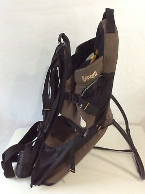 580a5de84eb EVENFLO SNUGLI - Cross Country Baby Carrier Hiking Backpack Brown ...