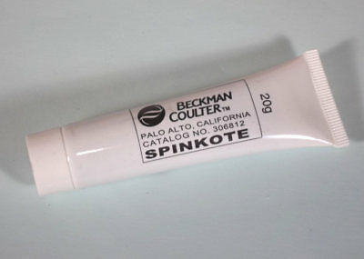 Spinkote Lubricant 20 gram Beckman Coulter