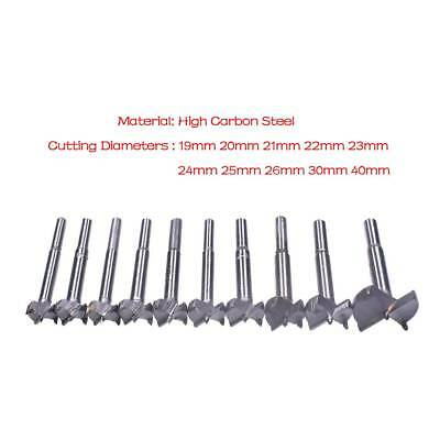19-40mm Woodwork Boring Wood Hole Saw Cutter Drill Bit Hole Opener