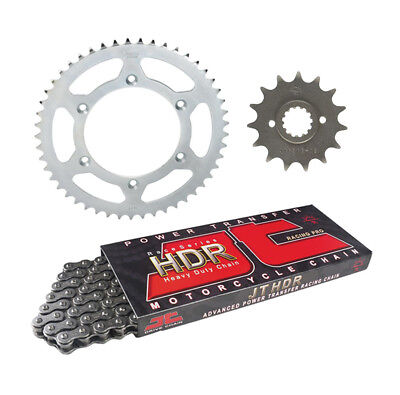 428 HDR JT Sprockets JTC428HDR126SL Steel 126-Link Heavy Duty Drive Chain