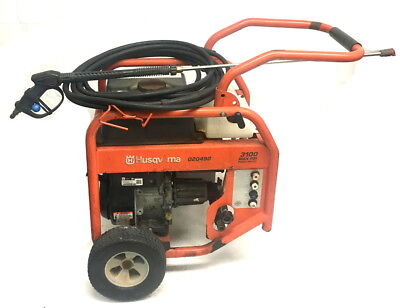 Husqvarna Pressure washer - 3100psi - Gas Powered - Orange