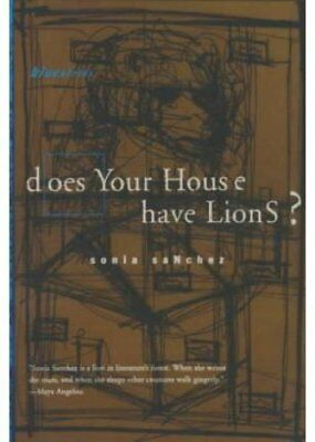 Does Your House Have Lions? by Sonia Sanchez 9780807068311 (Paperback, 1998)