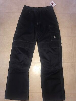 MASCOT ~ NWT Men's Navy Blue Work Pants Danish Design Trousers ~ 28/32