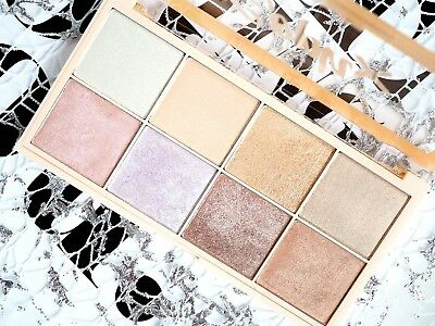 Soph Sophx Highlighter Palette Makeup Revolution NEU OVP