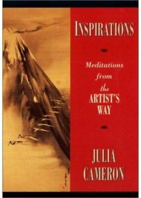 Inspirations Meditations from the Artists Way by Julia Cameron 9781585421022