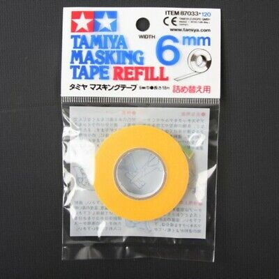 Tamiya Masking Tape Refill 6 mm /0.23 in. 87033 R/C Body Model Kit Free Shipping