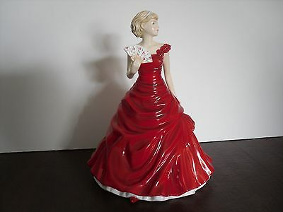 Royal Doulton pretty ladies Petite MADELINE mom daughter birthday wife NIB