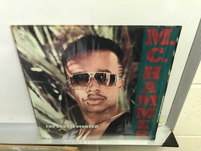 MC Hammer - Let's Get It Started - vinyl LP C1-90924  NM | EX