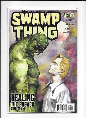 Swamp Thing #15 Decent (7.0) Vertigo
