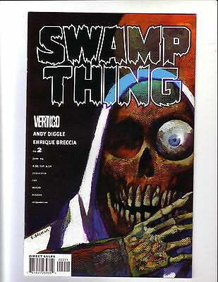 Swamp Thing #2 High Grade (9.0) Vertigo