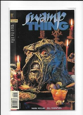 Swamp Thing #159 Higher Grade (8.5) Dc
