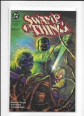 Swamp Thing #119 Decent (8.0) Dc Vertigo