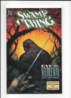 Swamp Thing #122 (6.5) Vertigo Adams Vess Pinups