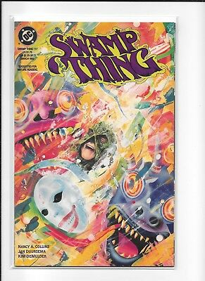 Swamp Thing #117 Higher Grade (8.0/8.5) Vertigo