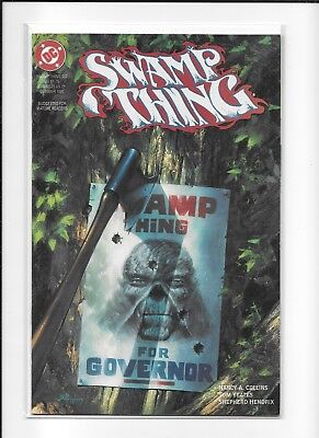 Swamp Thing #112 Higher Grade (8.5) Vertigo
