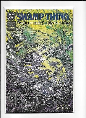 Swamp Thing #108 High Grade (9.0) Vertigo