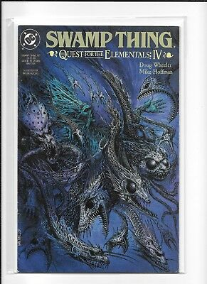 Swamp Thing #107 Decent (7.0) Vertigo