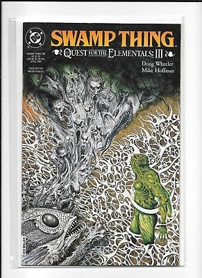 Swamp Thing #106 High Grade (9.2) Vertigo
