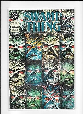 Swamp Thing #101 Decent (7.0) Vertigo