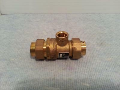 "New Watts Backflow Preventer/ Check Valve, 3/4"" 9D-M2, (W0094H)"
