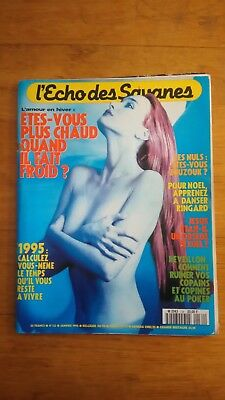 L'Echo des savanes - 1995 - N°133  BD ADULTE EROTIQUE