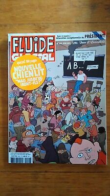 Fluide Glacial - 2013 - N°444 -100 Pages