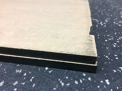 "ACRYL plate 0.375"" thick x 8.75"" wide x 20 1/16"" long"