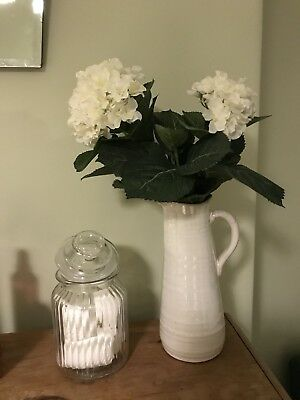 John lewis artificial flowers rosehydrangea bunch new 499 john lewis artificial flowers hydrangea bunch new mightylinksfo