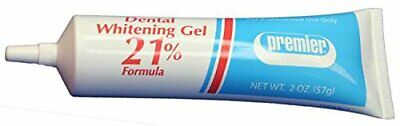 Premier Dental 4007215 Dental Whitening Gel Refill 21% 2oz