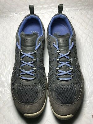 3a7f75445a758 ECCO MEN'S BIOM Trail Running Shoes Gray Blue Size-40