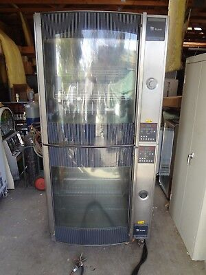 Refurbished Frijado Stg 7-P Electric Rotisserie Double Oven .  3 Phase.