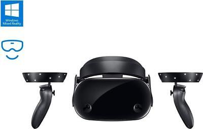 Samsung Odyssey VR HMD Headset + Controllers - Windows Mixed Reality