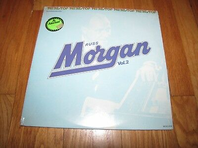 The Best Of Russ Morgan Vol. 2 - Sealed Mca Records Double Lp