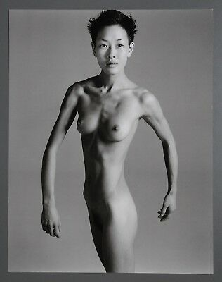 Richard Avedon Women of the World Ltd. Ed. Photo Print 32x41 Jenny Shimizu Japan
