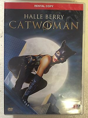 Catwoman Blu Ray Halle Berry Dc Comics Sharon Stone New Sealed