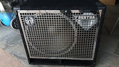 Swr Son Of Bertha 1 X 15 Bass Cabinet Cassa Per Basso