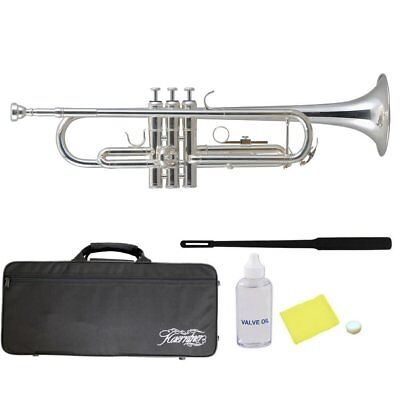 Kaerntner Trumpet Silver KTR-35/SV For Beginners with Accessories From Japan EMS