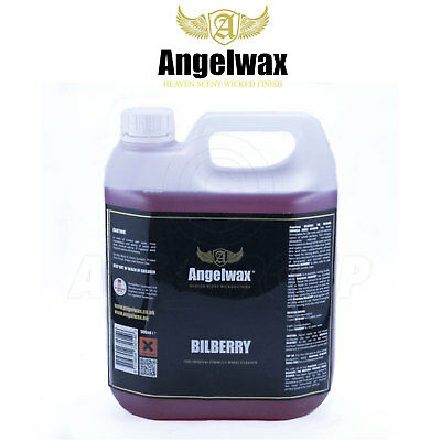 Angel Wax Bilberry Wheel Cleaner 5ltr
