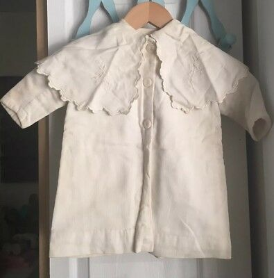 Vintage Baby Smocked Dresses And Coat