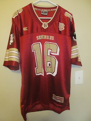 62ddb79070a55 Florida State Seminoles Football jersey - Colsseum Adult Medium