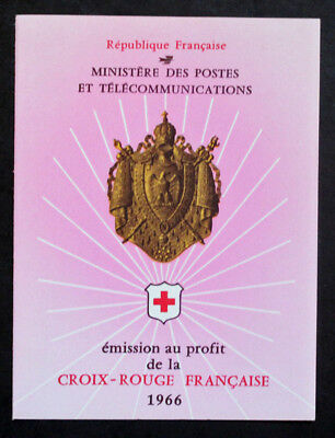 Timbre FRANCE / FRENCH stamp - Yvert Tellier Carnet Croix Rouge n°2015 (Cyn25) A