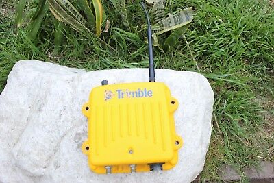 Trimble SNR920 On-Machine Radio for Grade Control Systems