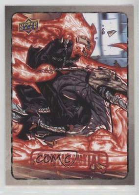 2015 Upper Deck Marvel Dossier #19 Ghost Rider Non-Sports Card 0a3