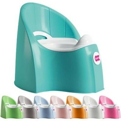 Ok Baby Potty Pasha Choice of Colours New