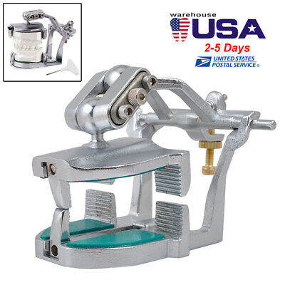 Dental Teeth Adjust Magnetic Articulator Lab Equipment Full Mouth Model Type USA