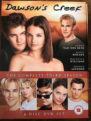 Katie Holmes Michelle Williams Dawson's Creek Stagione 3 ~ Drammatico Serie | UK