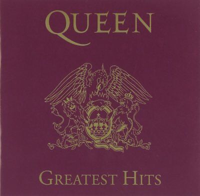 Queen - Greatest Hits (1992)  CD  NEW/SEALED  SPEEDYPOST