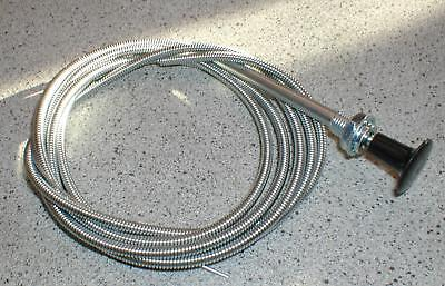 Universal Stiff / Solid Wire  Choke Cable